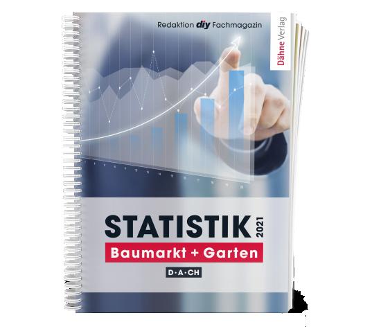 Statistik Baumarkt + Garten 2021