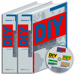 DIY Retailers worldwide
