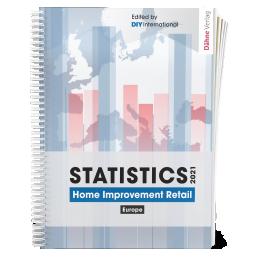 Statistics Home Improvement Retail EUROPE 2021